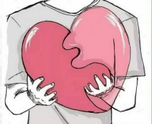 นิทานความรัก :: คนเราเกิดมาพร้อมหัวใจอีกครึ่งดวง