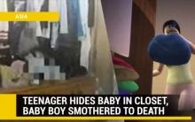 สาววัย 17 กลัวพ่อแม่จับได้ว่าท้อง เลยตัดสินใจทำแบบนี้....!
