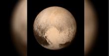 สวยงามมากก! ...ภาพแรกของดาวพลูโตแบบใกล้สุดๆ