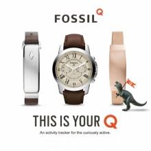 มาแล้ว Fossil Q แอนดรอยด์แวร์แฟชั่นจากค่าย Fossil