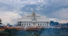 อุโบสถสำเภาแก้วร้อยล้าน จ.กาญจนบุรี