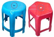 """ไขข้อข้องใจ """"รู"""" บนเก้าอี้พลาสติกมีไว้ทำไม?"""