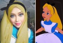 เมื่อสาวมุสลิม อยากแปลงกายเป็นสารพัดตัวการ์ตูน