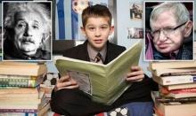 เด็กชายอัจฉริยะวัย 11 ปี แต่กลับมีไอคิวมากกว่าไอสไตน์