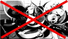 รู้ไว้ซะ!?กินข้าวไม่ล้างจานถึงขั้นโดนแจ้งความจับมาแล้วนะขอบอก!