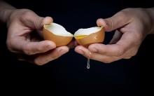 ไข่ที่มีจุดเลือดปนสามารถรับประทานได้หรือไม่?