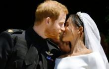 """เปิดเสียงกระซิบรักคู่บ่าวสาว """"เจ้าชายแฮร์รี-เมแกน""""ส่งท้ายวิวาห์แห่งปี(คลิป)"""