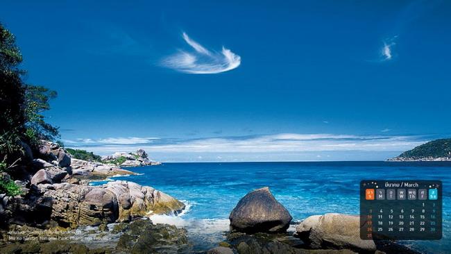 อุทยานแห่งชาติหมู่เกาะสิมิลัน จ.พังงา