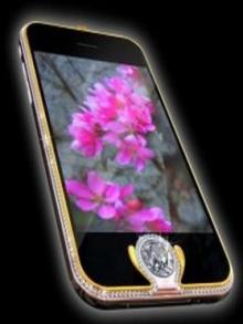 ไอโฟนโชว์มือถือเพชรราคา85ล้าน !