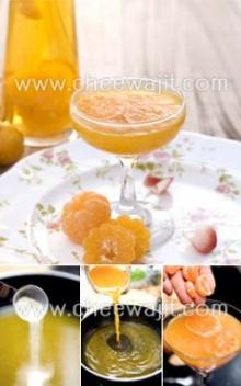 เยลลี่ส้ม