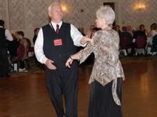 เส้นทางแห่งความสุขสันต์ของผู้สูงอายุ เต้นรำสร้างความสุข