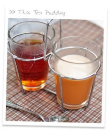 พุดดิ้งชาไทย