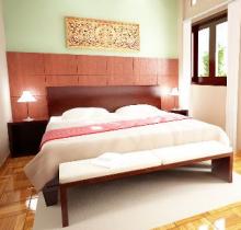 กฎเกณฑ์เกี่ยวกับการจัดวาง ตำแหน่งของเตียง