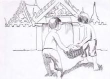 ภาพปริศนา : สำนวนไทย 2