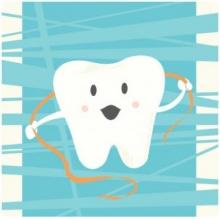 5 ขั้นตอนในการใช้ไหมขัดฟันอย่างมีประสิทธิภาพ
