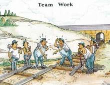 ทำงานเป็นทีม...., ทำอย่างไร ....ในความคิด คนรุ่นใหม่ ?