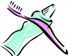 ขำขัน : แปรงสีฟัน