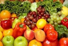 ผัก ผลไม้ หลากสี ของดีสำหรับหัวใจ
