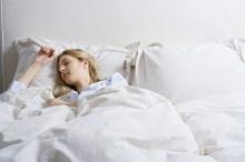 โรคขากระตุก ทำให้นอนหลับไม่สนิท