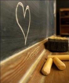 ความรักของ ชอล์ก กับ กระดานดำ