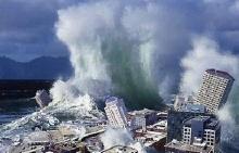 แผ่นดินไหวและมาตรการป้องกันภัยจาก สึนามิ