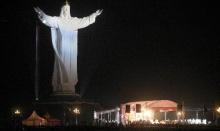 รูปปั้นพระเยซูที่สูงที่สุดในโลกที่โปแลนด์