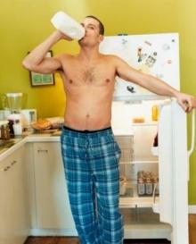 ดูผู้ชายจากตู้เย็น ทายนิสัย