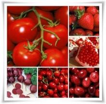 'ผักผลไม้สีแดง' ต้านอนุมูลอิสระคุณภาพสูง