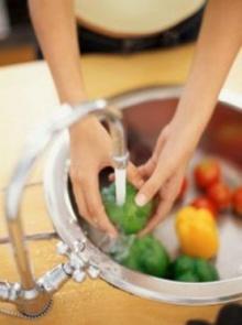 น้ำยาล้างผักสูตรทำเองง่ายๆ