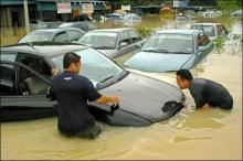รถจมน้ำ ดูแลอย่างไร? ต้องซ่อมอะไรบ้าง?