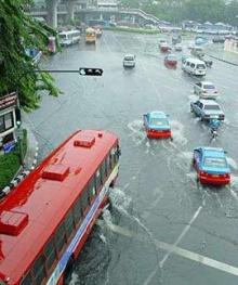 วิธีคลายเครียดจากน้ำท่วม