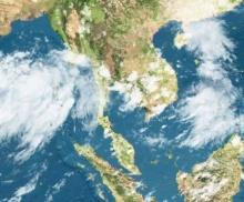 ประเทศไทยตอนบนอุณหภูมิเริ่มลด /อีสาน-ใต้ ฝนตกหนัก