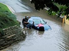 """""""น้ำท่วมรถ"""" น่าคิด..สรุปเคลมประกันภัยได้ไหม ??"""