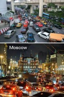 15 เมืองรถติดมหาโหดที่สุดในโลก