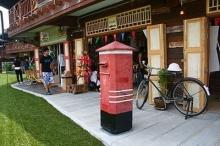 สถานที่สุดโรแมนติก 'บอกรัก' วันวาเลนไทน์ : เทศกาลจดหมายรัก ณ เพลินวาน หัวหิน