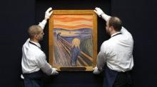 ฮือฮา! ภาพวาด The Scream ทุบสถิติราคาประมูลสูงสุดในโลก 119.9 ล้านดอลลาร์