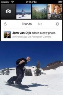 Facebook Camera แอพฯ ถ่ายภาพ แต่งภาพแนว Instagram จากเฟซบุ๊ก