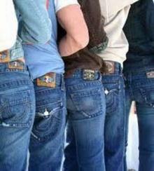 ทายนิสัยจากกางเกงยีนส์
