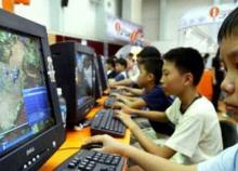 คอมพิวเตอร์วิชั่นซินโดรมคุกคามเด็กไทย