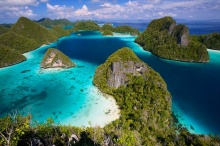หมู่เกาะราชาอัมพัทเหมาะกับการดำน้ำที่ดีที่สุดในโลก