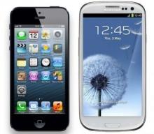 จอ Galaxy S3 กับ iPhone 5 ใครเจ๋งกว่า
