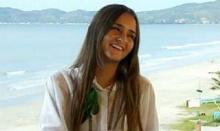 สาวบราซิลประมูลเปิดบริสุทธิ์บนเครื่องบิน หาเงินสร้างบ้านให้คนจน