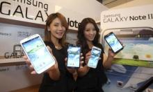 Galaxy Note 2 ยอดทะลุ 5M เครื่องแล้ว