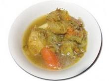 สตูเนื้อกับผัก (Pot-au-feu)