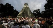 """กัวเตมาลาโอดนักท่องเที่ยวทำโบราณสถาน """"มายา"""" เสียหาย"""