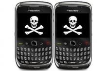 BlackBerry เข้มงวด!!ห้ามตั้งรหัสเดาง่าย พร้อมประกาศรายชื่อ 106 รหัสผ่านที่ถูกแบน