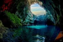 ผจญภัยใน ถ้ำเมลิสซานี ถ้ำมหัศจรรย์แห่งกรีซ