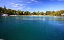 ทะเลสาบออนแทรีโอ สถานที่ชมเรืออับปางที่สวยที่สุดในโลก
