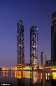 สุดหรู! นครดูไบเปิดโฉมโรงแรมสูงที่สุดของโลกสูงเสียดฟ้านับพันฟุต