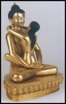 ที่แท้พระพุทธรูปปางกอดสาว เรียก ยับยุม ของพุทธนิกายตันตระยาน